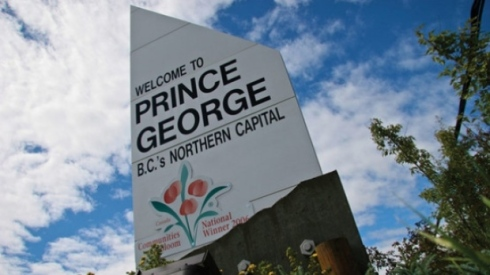 Prince George will be the home of a future commercial-scale biofuel plant, says Canfor. Photo by Welcomepg.ca.